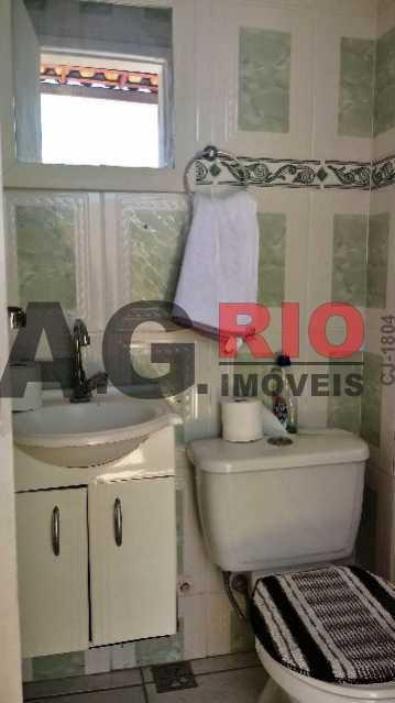 BANHEIRO - Apartamento À Venda - Rio de Janeiro - RJ - Vila Valqueire - AGV60885 - 14
