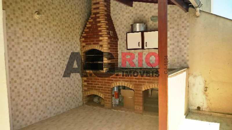AREA GOURMET - Apartamento À Venda - Rio de Janeiro - RJ - Vila Valqueire - AGV60885 - 20