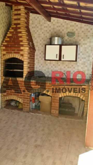AREA GOURMET 1 - Apartamento À Venda - Rio de Janeiro - RJ - Vila Valqueire - AGV60885 - 21