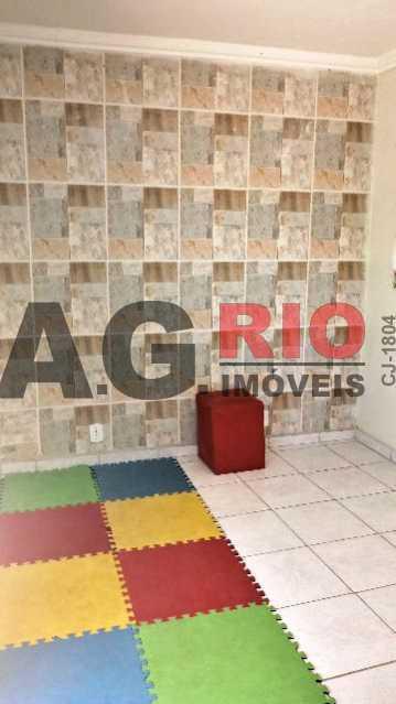 SALA COBERTURA - Apartamento À Venda - Rio de Janeiro - RJ - Vila Valqueire - AGV60885 - 19