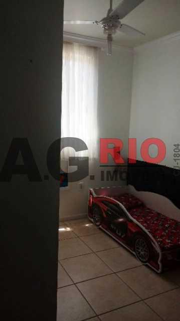 QUARTO 3 - Apartamento À Venda - Rio de Janeiro - RJ - Vila Valqueire - AGV60885 - 9