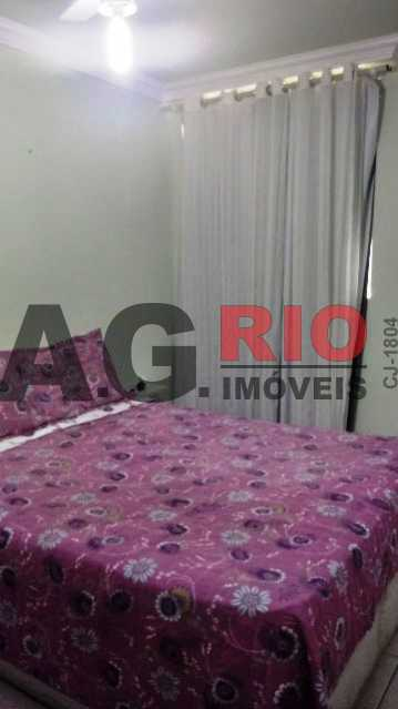 QUARTO 2 - Apartamento À Venda - Rio de Janeiro - RJ - Vila Valqueire - AGV60885 - 8