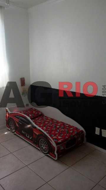 QUARTO 4 - Apartamento À Venda - Rio de Janeiro - RJ - Vila Valqueire - AGV60885 - 10