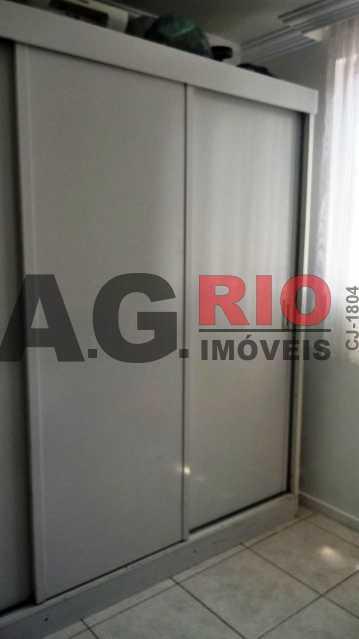 QUARTO 5 - Apartamento À Venda - Rio de Janeiro - RJ - Vila Valqueire - AGV60885 - 11