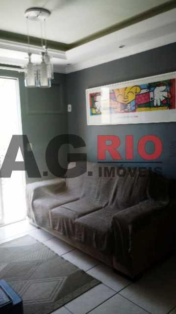 SALA - Apartamento À Venda - Rio de Janeiro - RJ - Vila Valqueire - AGV60885 - 1