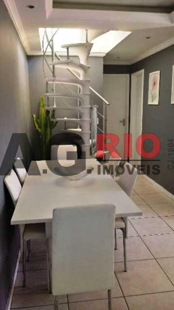 SALA 2 - Apartamento À Venda - Rio de Janeiro - RJ - Vila Valqueire - AGV60885 - 4