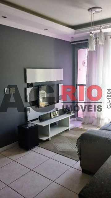 SALA 1 - Apartamento À Venda - Rio de Janeiro - RJ - Vila Valqueire - AGV60885 - 3