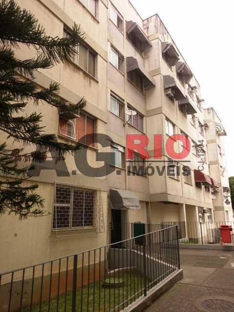 DSC_3302 - Apartamento 2 quartos à venda Rio de Janeiro,RJ - R$ 135.000 - AGV22993 - 1