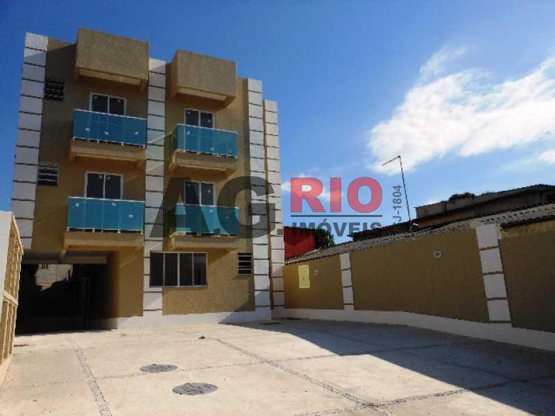 ENTRADA - Apartamento À Venda - Rio de Janeiro - RJ - Praça Seca - AGL00232 - 1