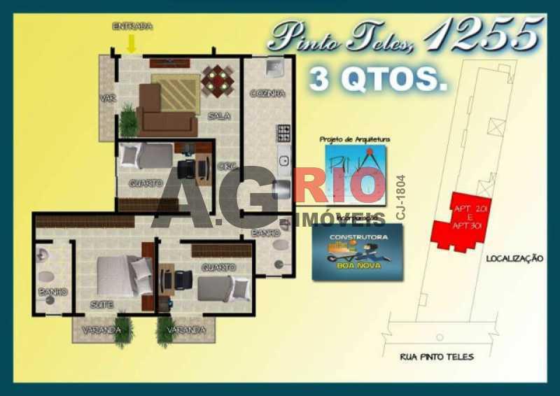 WhatsApp Image 2017-11-28 at 1 - Apartamento À Venda - Rio de Janeiro - RJ - Praça Seca - AGL00232 - 21