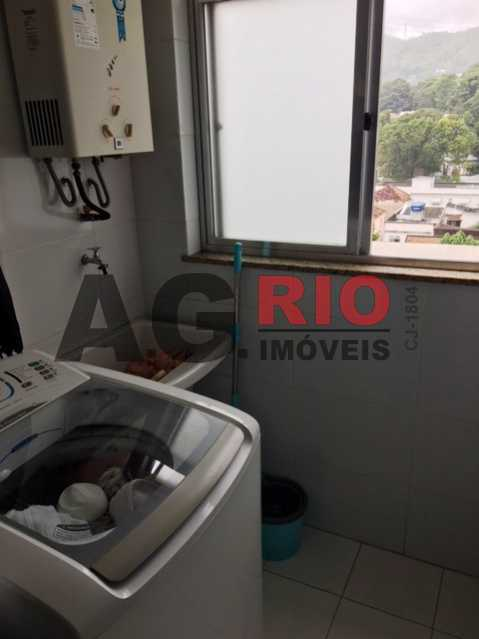 IMG_3572 - Cobertura À Venda - Rio de Janeiro - RJ - Praça Seca - AGV60887 - 5