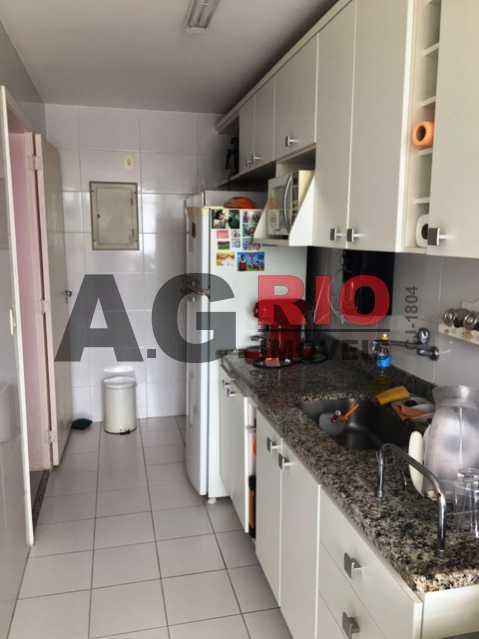 IMG_3574 - Cobertura À Venda - Rio de Janeiro - RJ - Praça Seca - AGV60887 - 6