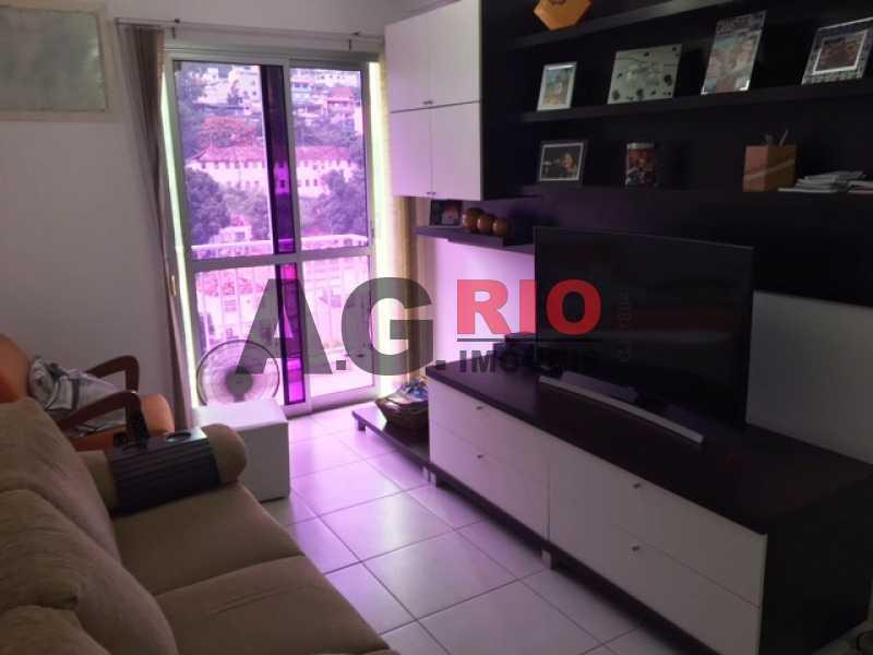 IMG_3580 - Cobertura À Venda - Rio de Janeiro - RJ - Praça Seca - AGV60887 - 9