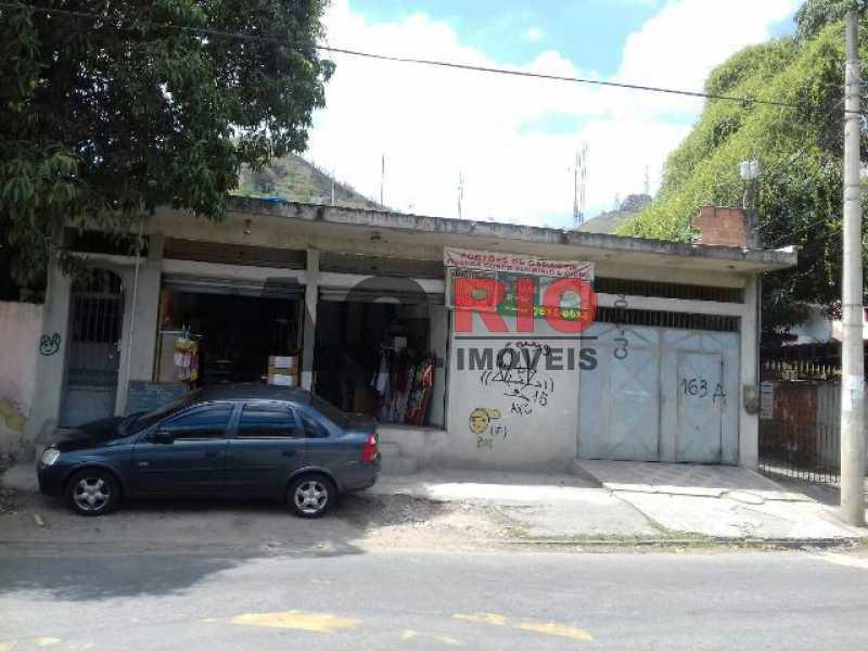 FACHADAO - Loja 130m² à venda Rio de Janeiro,RJ Realengo - R$ 275.000 - AGV90170 - 1