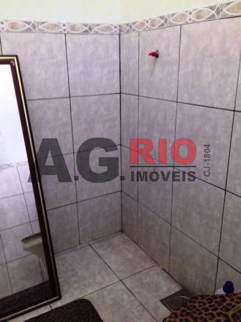 BANHEIRO - Loja 130m² à venda Rio de Janeiro,RJ Realengo - R$ 275.000 - AGV90170 - 3