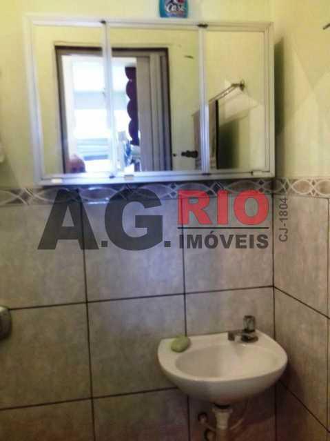 BANHEIRO 2 - Loja 130m² à venda Rio de Janeiro,RJ Realengo - R$ 275.000 - AGV90170 - 5