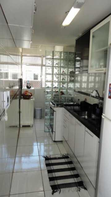 Cozinha_Vista1 - Apartamento À Venda - Rio de Janeiro - RJ - Praça Seca - AGV22995 - 6