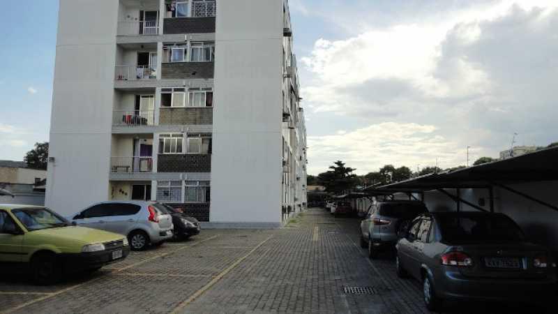 Estacionamento - Apartamento À Venda - Rio de Janeiro - RJ - Praça Seca - AGV22995 - 3