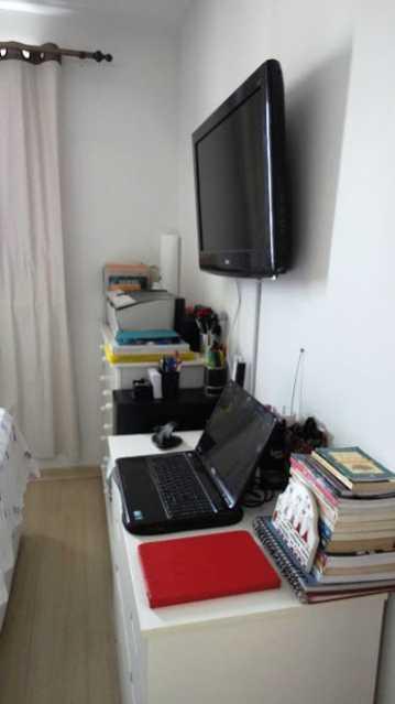 Quarto1_Vista2 - Apartamento À Venda - Rio de Janeiro - RJ - Praça Seca - AGV22995 - 22