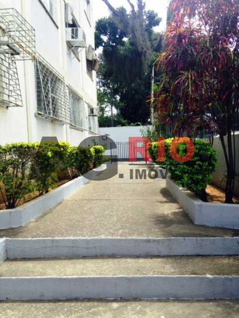 FACHADA - Apartamento À Venda - Rio de Janeiro - RJ - Praça Seca - AGV22996 - 1