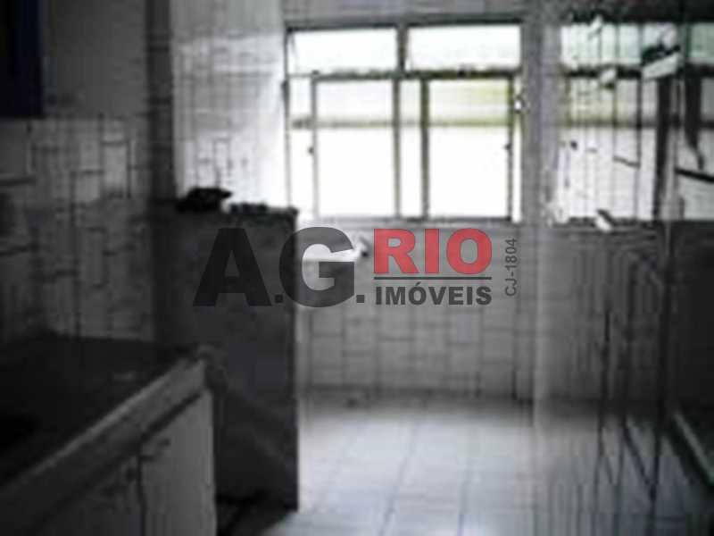 COZINHA 1 - Apartamento À Venda - Rio de Janeiro - RJ - Praça Seca - AGV22996 - 12
