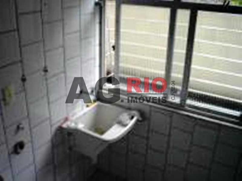 AREA DE SERVIÇO - Apartamento À Venda - Rio de Janeiro - RJ - Praça Seca - AGV22996 - 16