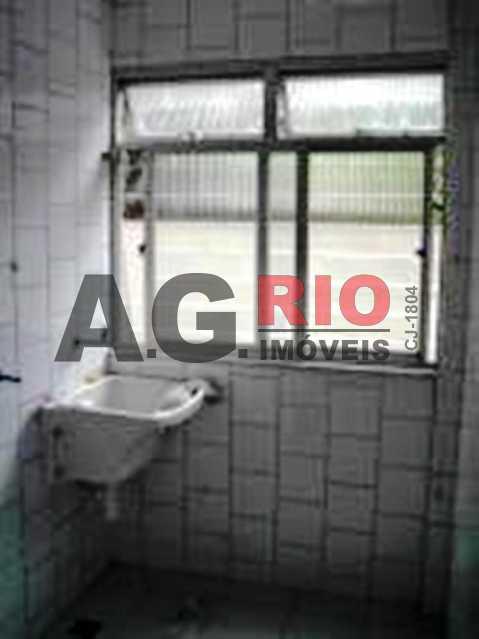 AREA DE SERVIÇO 1 - Apartamento À Venda - Rio de Janeiro - RJ - Praça Seca - AGV22996 - 17
