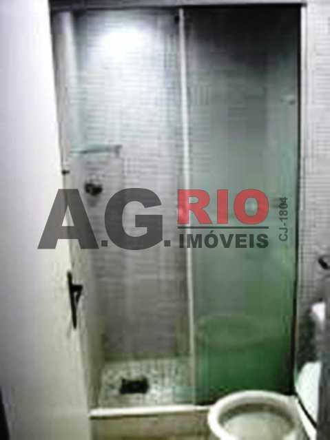 BANHEIRO 1 - Apartamento À Venda - Rio de Janeiro - RJ - Praça Seca - AGV22996 - 14