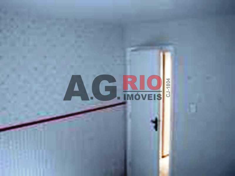 QUARTO 1 - Apartamento À Venda - Rio de Janeiro - RJ - Praça Seca - AGV22996 - 6