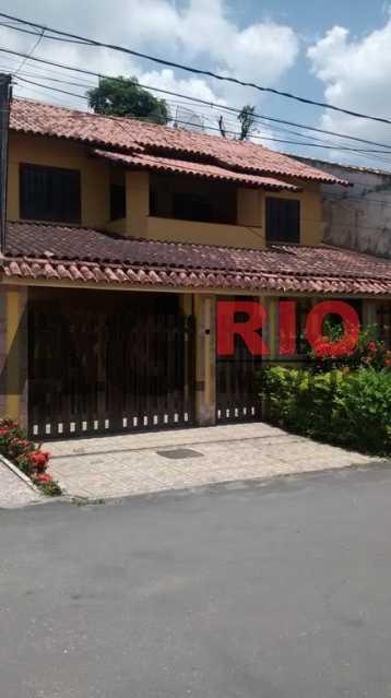 Casa taquara Rua Outeiro Santo - Casa em Condominio À VENDA, Taquara, Rio de Janeiro, RJ - TQCN30002 - 1