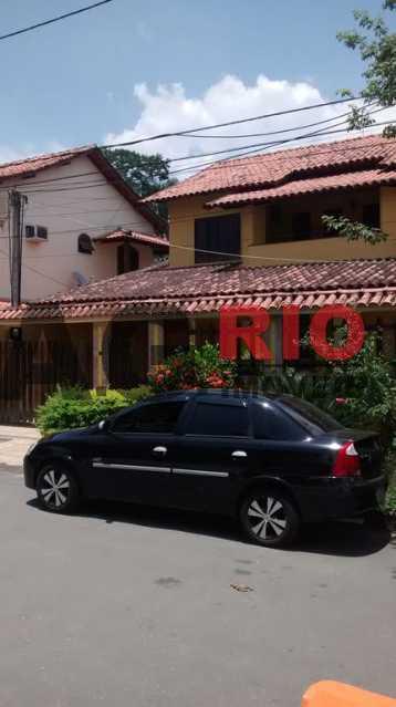 Casa taquara Rua Outeiro Santo - Casa em Condominio À VENDA, Taquara, Rio de Janeiro, RJ - TQCN30002 - 3