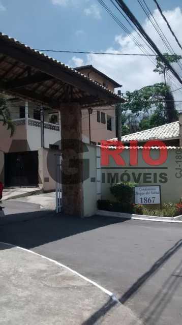Casa taquara Rua Outeiro Santo - Casa em Condominio À VENDA, Taquara, Rio de Janeiro, RJ - TQCN30002 - 28