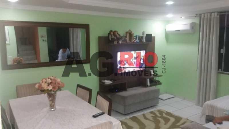 20171122_193109 640x360 640x36 - Casa À Venda no Condomínio COND. VALE DO RIO GRANDE - Rio de Janeiro - RJ - Taquara - TQCN30008 - 1
