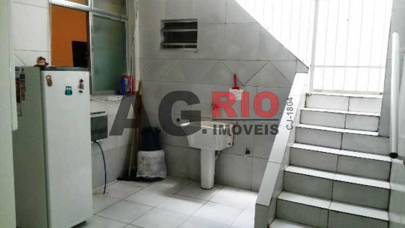 WhatsApp Image 2017-12-13 at 1 - Casa 2 quartos à venda Rio de Janeiro,RJ - R$ 390.000 - AGV23011 - 28