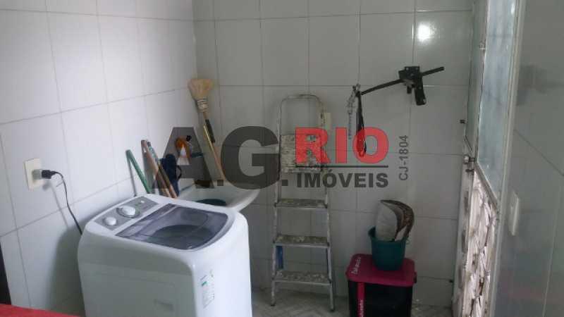 20180106_151243 640x360 - Casa em Condominio À Venda - Rio de Janeiro - RJ - Taquara - TQCN40001 - 17
