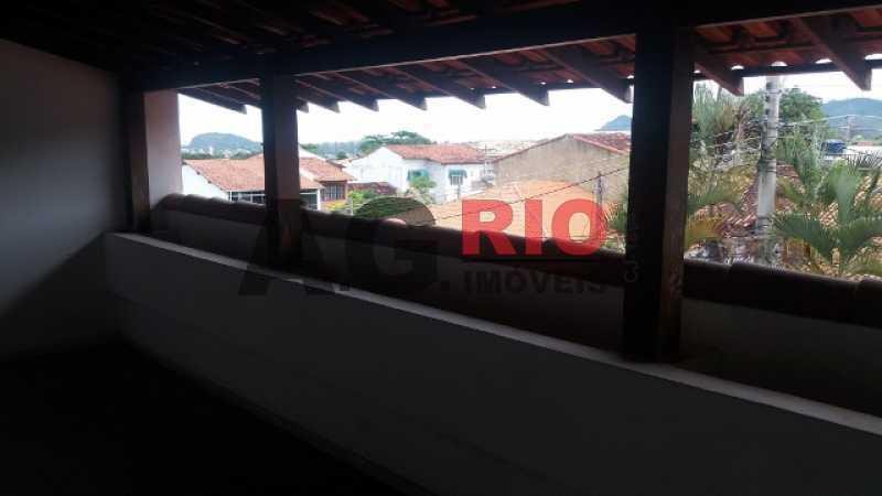 20180106_151410 640x360 - Casa em Condominio À Venda - Rio de Janeiro - RJ - Taquara - TQCN40001 - 20
