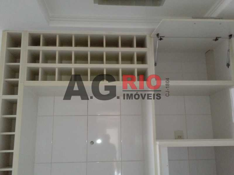 20180109_090252 - Apartamento à venda Rua Edgard Werneck,Rio de Janeiro,RJ - R$ 440.000 - AGF30912 - 7