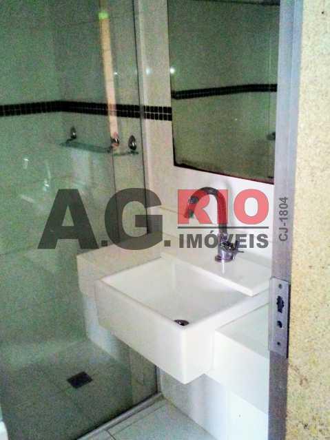 20180109_090443 - Apartamento 3 quartos à venda Rio de Janeiro,RJ - R$ 439.000 - AGF30912 - 12