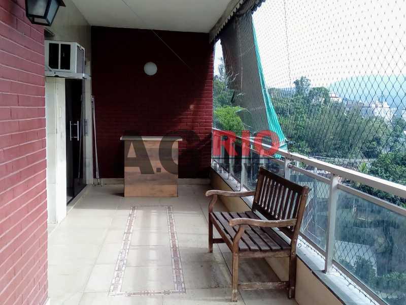 20180109_091607 - Apartamento à venda Rua Edgard Werneck,Rio de Janeiro,RJ - R$ 440.000 - AGF30912 - 4