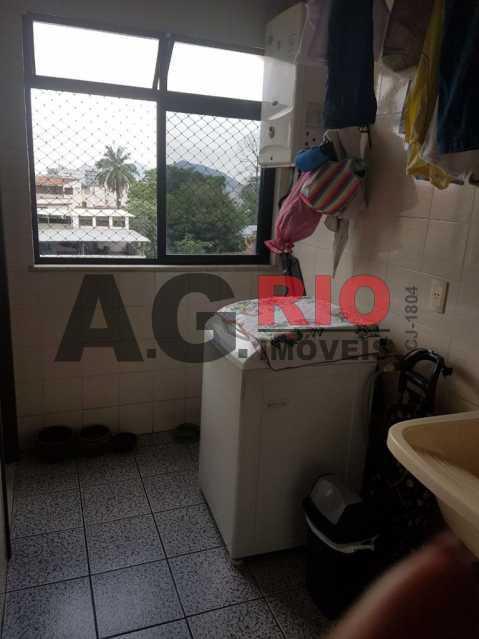 WhatsApp Image 2018-01-09 at 1 - Apartamento À Venda - Rio de Janeiro - RJ - Vila Valqueire - AGV31366 - 9