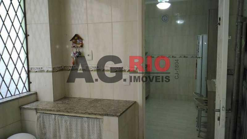 Area Serviço - Casa À Venda - Rio de Janeiro - RJ - Taquara - AGT73591 - 21