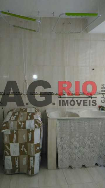 Area Serviço2 - Casa À Venda - Rio de Janeiro - RJ - Taquara - AGT73591 - 22