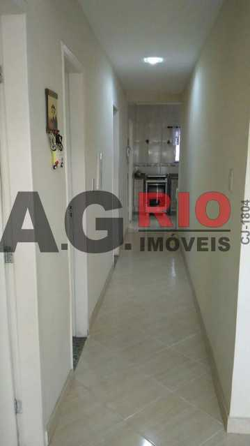 Circulação - Casa À Venda - Rio de Janeiro - RJ - Taquara - AGT73591 - 15