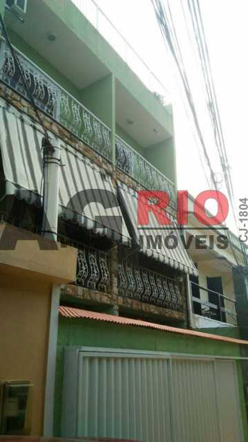 Frente - Casa À Venda - Rio de Janeiro - RJ - Taquara - AGT73591 - 24