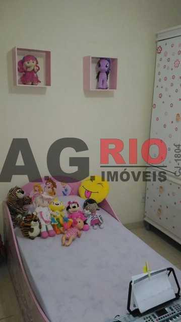 Quarto 1 Pav - Casa À Venda - Rio de Janeiro - RJ - Taquara - AGT73591 - 16