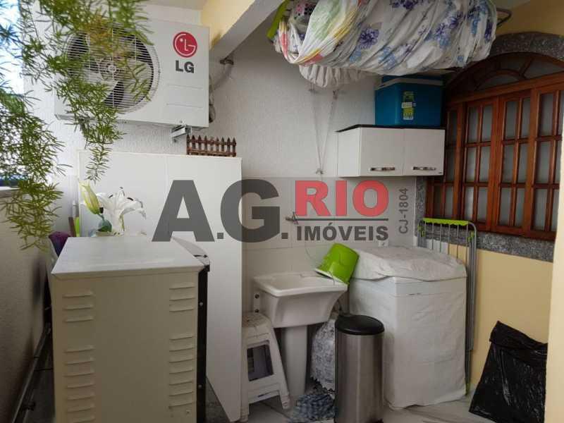 WhatsApp Image 2018-01-24 at 1 - Casa 2 quartos à venda Rio de Janeiro,RJ - R$ 285.000 - AGV73640 - 11