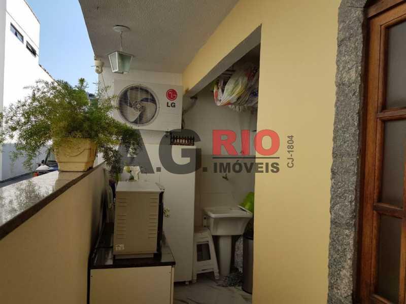 WhatsApp Image 2018-01-24 at 1 - Casa 2 quartos à venda Rio de Janeiro,RJ - R$ 285.000 - AGV73640 - 12