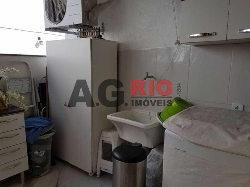 WhatsApp Image 2018-01-24 at 1 - Casa 2 quartos à venda Rio de Janeiro,RJ - R$ 285.000 - AGV73640 - 14