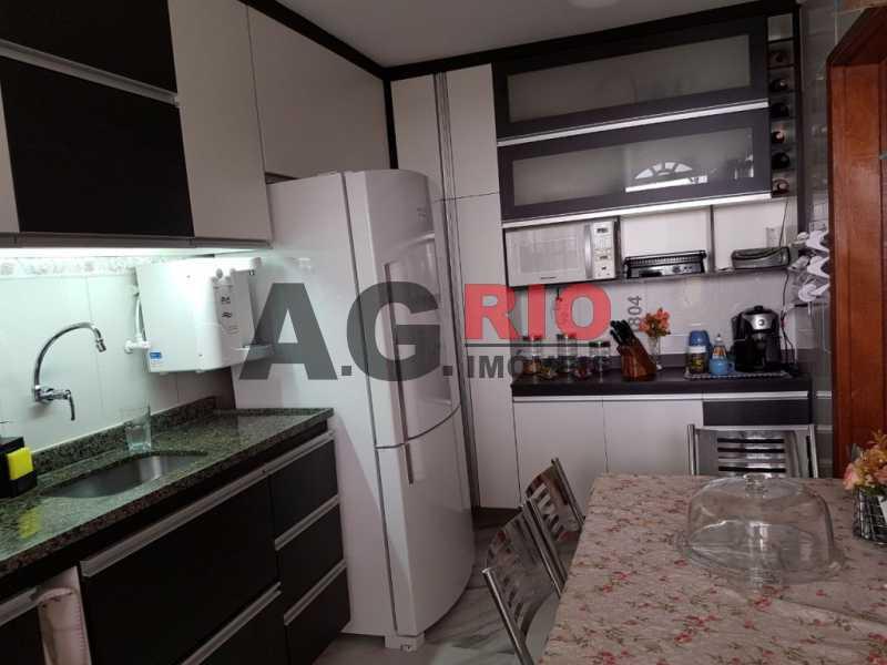 WhatsApp Image 2018-01-24 at 1 - Casa 2 quartos à venda Rio de Janeiro,RJ - R$ 285.000 - AGV73640 - 7