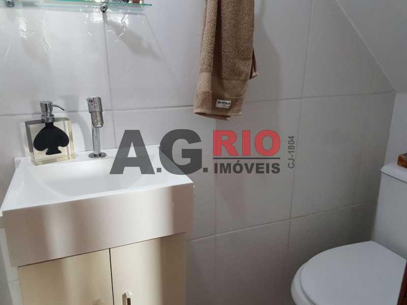 WhatsApp Image 2018-01-24 at 1 - Casa 2 quartos à venda Rio de Janeiro,RJ - R$ 285.000 - AGV73640 - 13